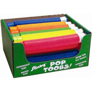 Slinky Pop-Toobs
