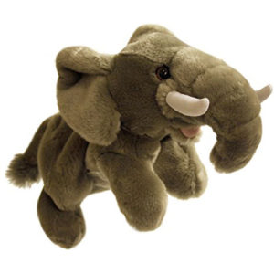 The Puppet Company Full-Bodied Animal Elephant Hand Puppet