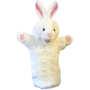 Long Sleeves - Rabbit (White)