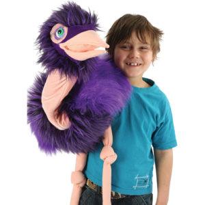 Giant Birds - Ostrich