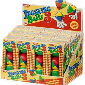 Retro Juggling Balls