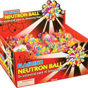 FLASHING NEUTRON BALL
