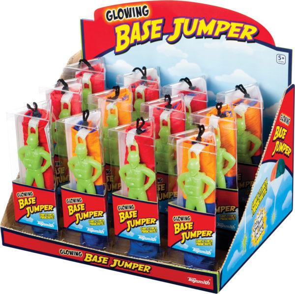 GLOWING BASE JUMPER