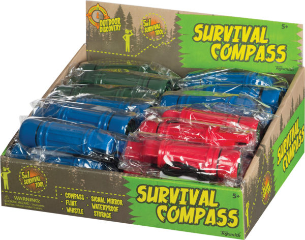 SURVIVAL COMPASS