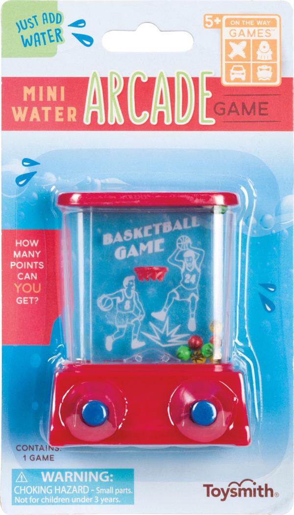 WATER ARCADE GAMES