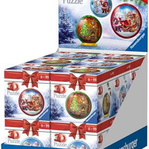 3D Christmas Puzzles
