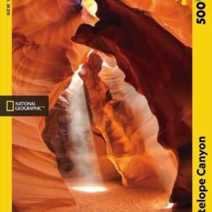 Antelope Canyon Puzzle