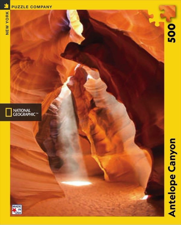 Antelope Canyon Puzzle