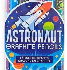 Astronaut Graphite Pencils