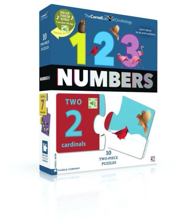 Bird Two Piece Number