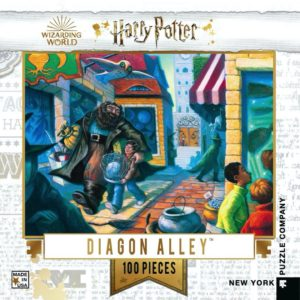 Diagon Alley Mini Puzzle
