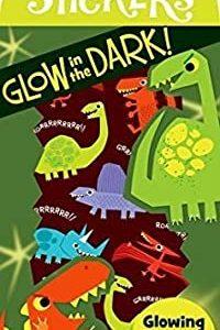 Glowing Dinosaur Stickers