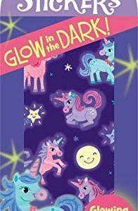 Glowing Unicorn Stickers