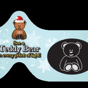 Holiday Specs- Teddy Bear