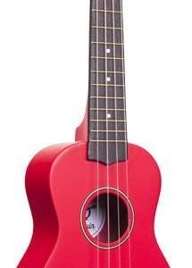 Penguin Ukulele Red