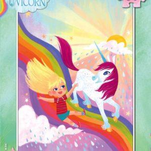 Rainbow Slide Puzzle