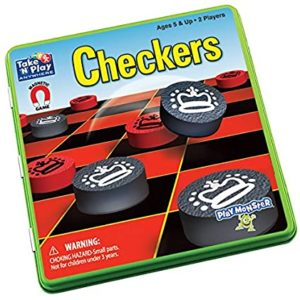 Take N Play Checkers