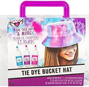Tie Dye Bucket Hat Kit