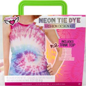 Neon Tie Dye Tank Top Keeper Crate