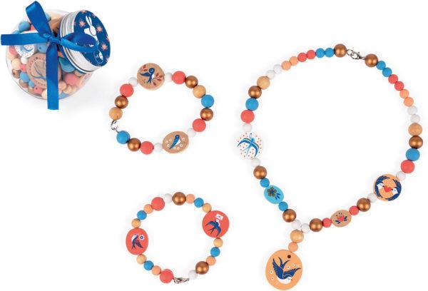 Birdy - Swallows - 220 Beads