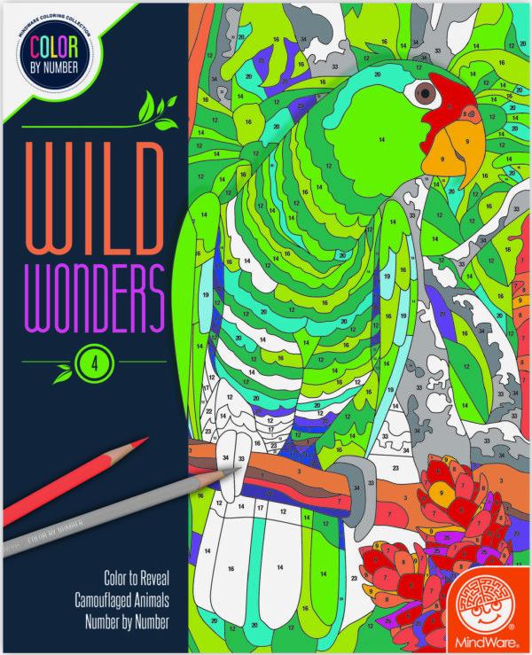Cbn: Wild Wonders: Book 4