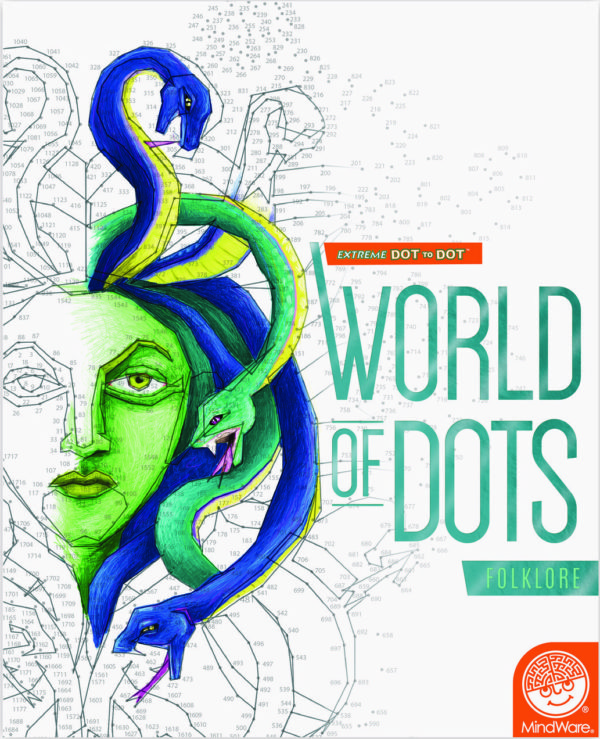 Extreme Dot To Dot: World Of Dots-Folklo