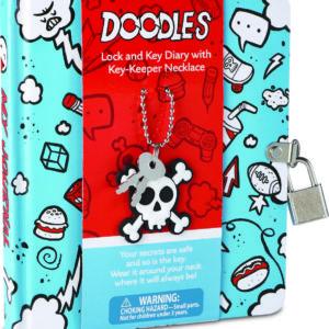 Doodles Key-Keeper Neckla