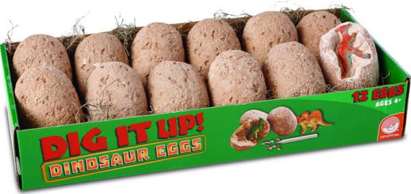Dig It Up! Dinosaur Eggs -Mw Versions