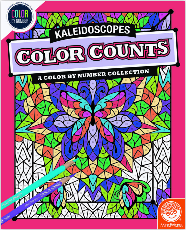 Cbn: Color Counts: Kaleidoscopes