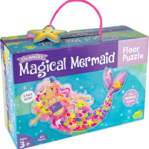 Magical Mermaid Puzzle