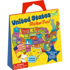 United States Sticker Fun! Tote