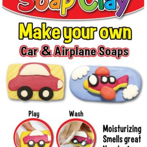 Car and Plane Soaps