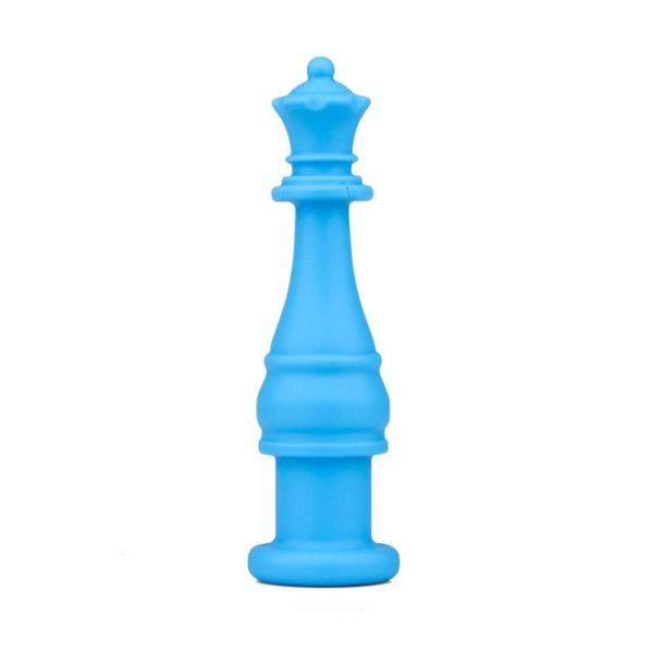 Chess Chew Pencil Topper