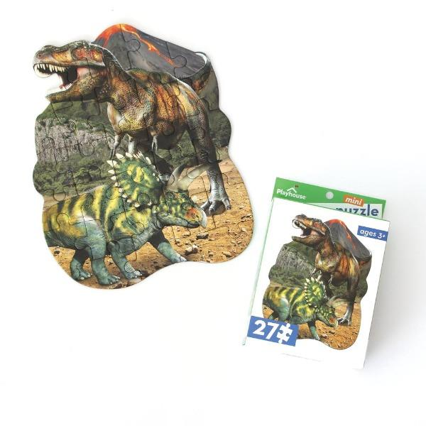 Dinosaurs Mini Puzzle