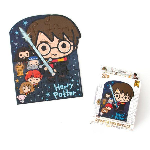 Harry Potter Chibi Mini Puzzle