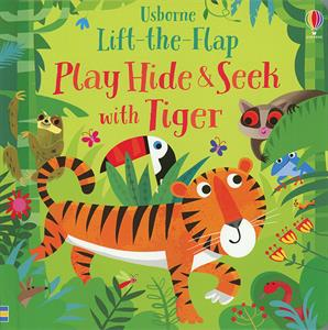 Hide and Seek with Tiger