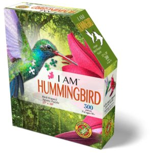 I AM Hummingbird Puzzle