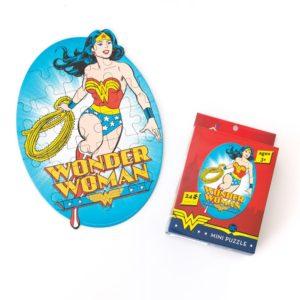 Wonder Woman Mini Puzzle