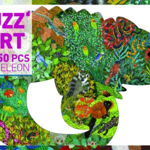 Puzz'Art Chameleon