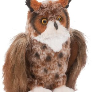 Einst Grt Horned Owl