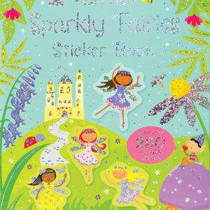 Little Sparkly Fairies Sticker Book