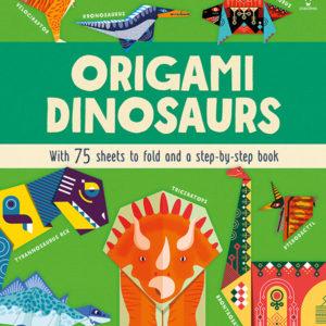 Origami Dinosaurs (Ir)