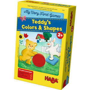 Mvfg Teddys Colors and Shapes