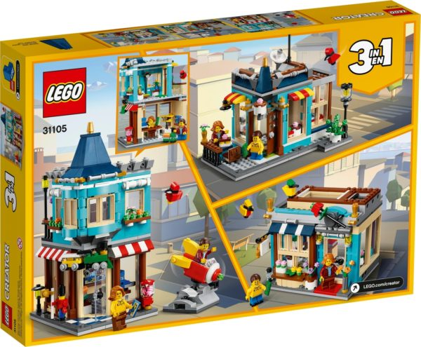 Townhouse Toy Store