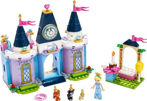 Cinderella'S Castle Celebration