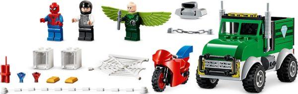Vulture'S Trucker Robbery