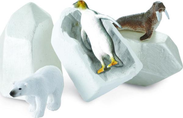 Dig It Up! Arctic Animals Tube
