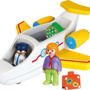 Plane With Passenger