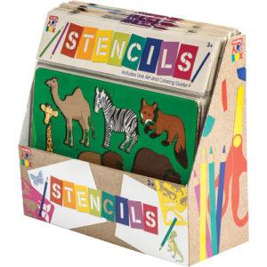 Art Box Stencils