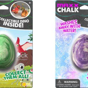 Maxx Chalk Chalk Egg W - 320079